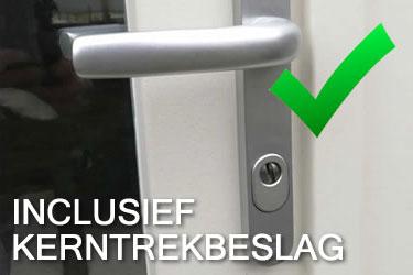 Kerntrekbeveiliging en kerntrekbeslag aanbieding Klarenbeek